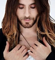 the divine ジーザス Christ(who we all know as Jared Leto)