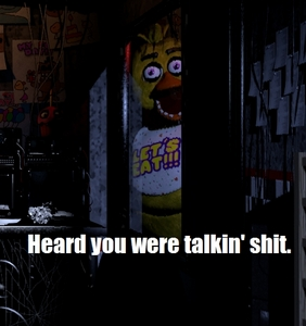 Why do you think the animatronics act the way they do