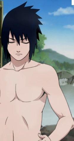 Sasuke Uchiha. Ohhhmygoodness :3