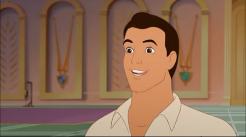 Prince Charming, especially in the third movie.