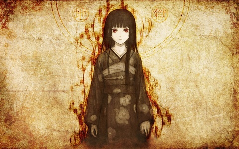1 ~ Lelouch vi Britannia   CODE GEASS: Lelouch of the Rebellion 2 - Lucy / Nyū / Kaede   Elfen Lied 3 - Enma Ai   Jigoku Shoujo (( Pictured )) 4 - Joseph Jobson   Blassreiter 5 - stocking, pantyhose Anarchy   Panty&Stocking w/ Garterbelt 6 - Ichimoku Ren   Jigoku Shoujo 7 - Xerxes Break   Pandora Hearts 8 - Ciel Phantomhive   Kuroshitsuji 9 - Shirō Kamui   X 10 - Yuno Gasai   Mirai Nikki / Jellal Fernandes   Fairy Tail