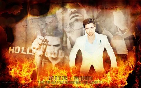 Robert is a blazing inferno of hotness<3