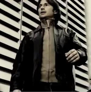 my dear in leather