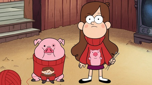 Click here: http://www.fanpop.com/clubs/gravity-falls/picks/results/1408480/which-mabels-sweaters-favorite. You'll be taken to a سروے I made asking which one of Mabel's sweaters is your favorite. I didn't include some of her sweaters because they weren't seen for very long. I have مزید than thirty listed, but if آپ post a سروے and آپ go over thirty choices, the ones after #30 will have a سوال mark instead of a number, but آپ can still post مزید than 30 choices. My پسندیدہ is the Waddles sweater and my سیکنڈ پسندیدہ is the boombox sweater. If stores sell those sweaters for real, then I'd definitely buy those two.