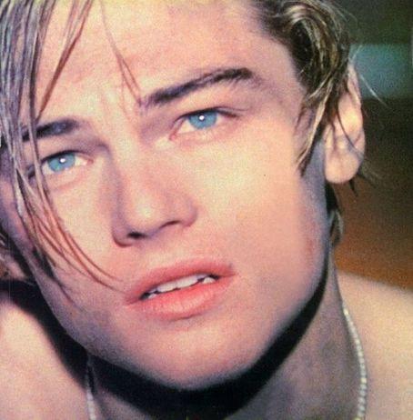 Leo's eyes are amazing<3