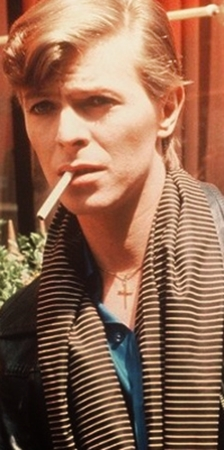 Bowie hot