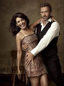 Hugh and Lisa