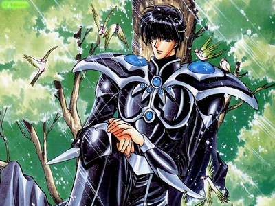 Lantis from Magic Knight Rayearth