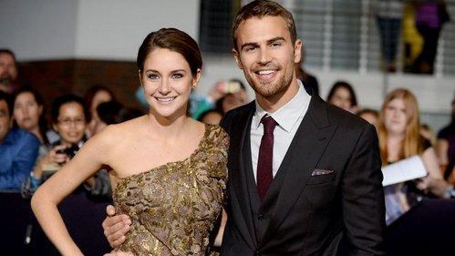Theo and Shailene<3