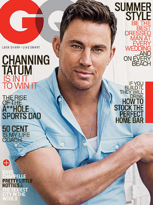 Channing's sexy arm<3