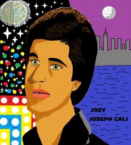 My art of Joey Cali :)