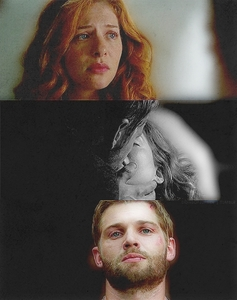 Julia and Dale 'Barbie' Barbara(played 由 Rachelle Lefevre and Mike Vogel) from my fave tv show,Under the Dome<3
