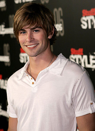Chace in white<3