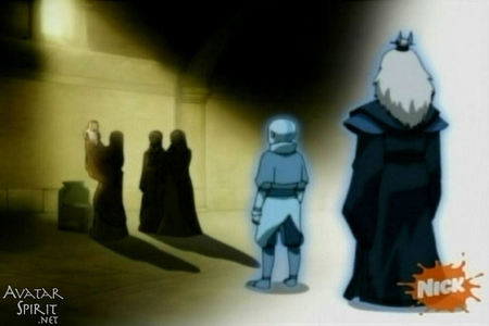 Aang had birth parents, but he was taken away at a young age to be raised 由 the monks. I would like to know 更多 about his birth parents though. The only time we see them is in shadow right after Aang was born in 'The 阿凡达 and the 火, 消防 Lord'.