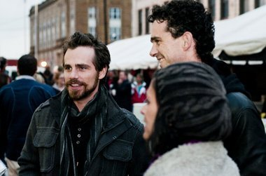 Rider Strong with a beard :)