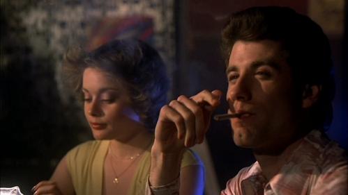 John with a cigarette :)