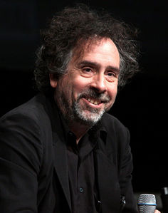 I have ten favorite Directors but here's my Top 3: 1. Tim Burton (Picture) 2. Michael Bay 3. Guillermo del Toro
