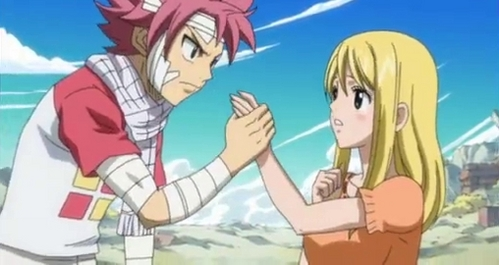 I think natsu will love lucy cause if lisanna is still alive natsu going to love lisanna