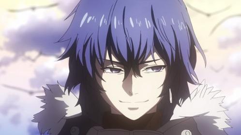 name anime guys with blue hair anime answers fanpop