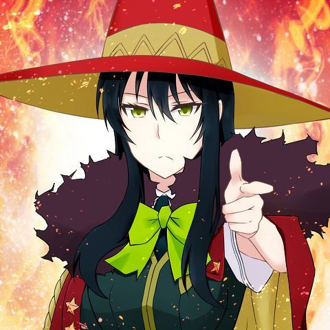Ayaka Kagari was comically overpowered for most of Witch Craft Works. She's the best. Why do the baddies even try?