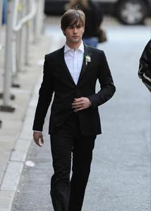 Chace with a sexy swagger<3