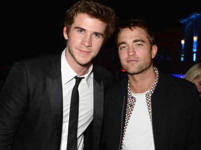 Robert+Liam=2 x the hottness<3