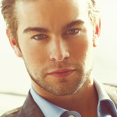 Chace...what a gorgeous closeup<3