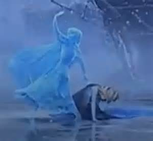 The End, The Songs, The Beginning, And Elsa crying for Anna