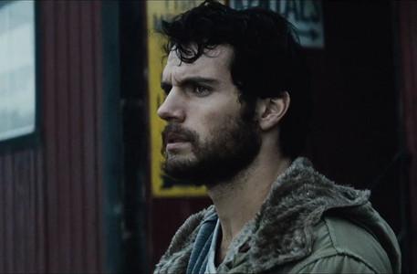 Henry with a beard<3