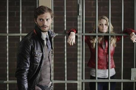 Jamie when he was on OUAT<3