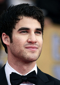 Darren Criss he plays Blaine in glee and he has such a Bright future after glee has finished