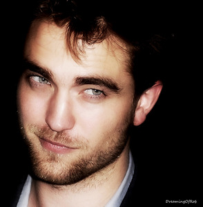 my hotty with facial hair<3