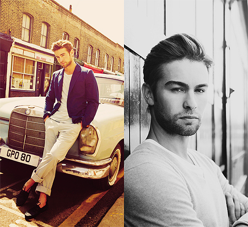 Chace photoshoot<3