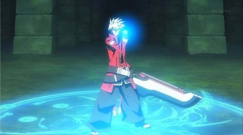 Ragna the Bloodedge from Blazblue:Alter memory X3