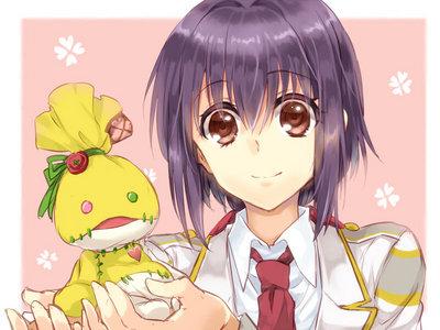 Yui Kusanagi!