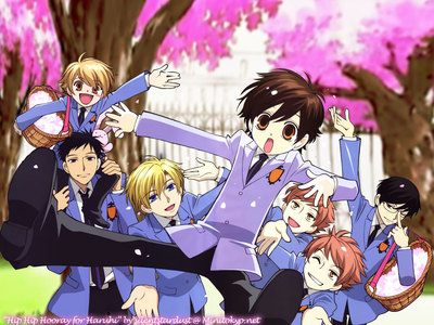 Ouran High School Host Club!!! <3