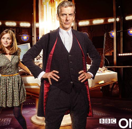 Peter Capaldi!