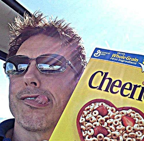 Cheerios!