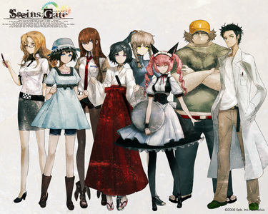 Steins;Gate. I stumbled upon this عملی حکمت سے طرف کی accident, watched it recently, and it almost instantly worked its way up there on my سب, سب سے اوپر 10. I love every part of it, the characters, the plot, and the مجموعی طور پر perfect balance between humor and psychological trauma. The plot twists were interesting as well, and I highly recommend it. Yes, I have watch Code Geass, and despite how good it is I still think it can't compare to Death Note.