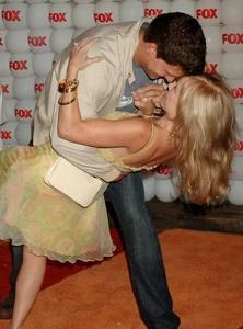 Mr. and Mrs. David Boreanaz