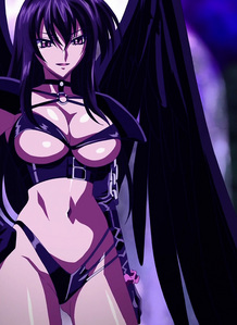 Raynare from High School DxD.