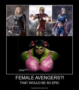 The Avengers Assemble!