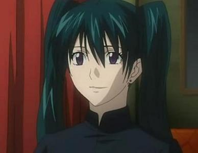 Lenalee from D-gray man