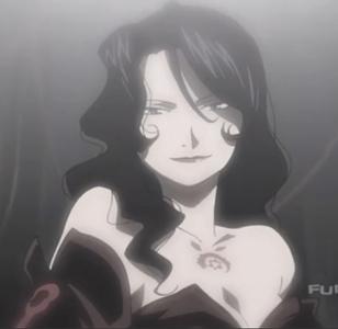 Lust-san from Fullmetal Alchemist!<3