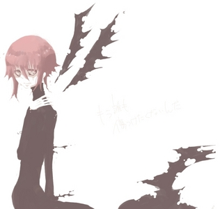 Crona from Soul Eater <3