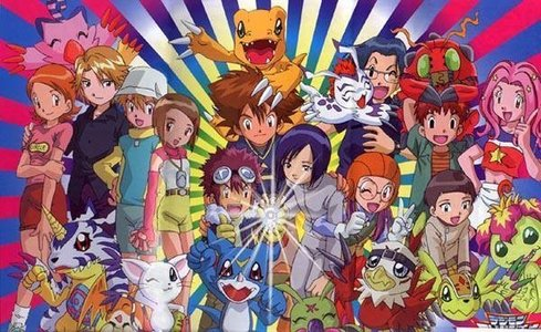 Digimon. I don't know why. I guess I never got the chance to grow up with it like I did Pokemon, so it didn't really peak my interest