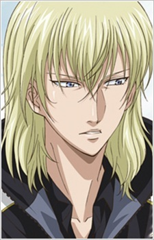Liliadent Krauser from Prince of Tennis