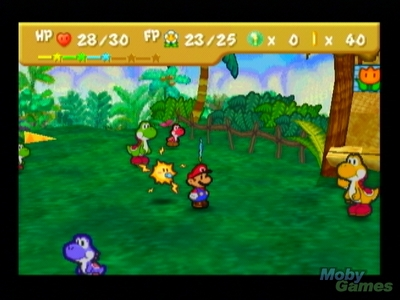 Yeah, yoshis are definitely আরো than mounts for Mario! They even have their own village in Paper Mario.