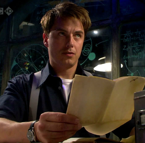 Captain Jack Harkness - Torchwood and Doctor Who!