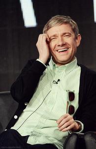 At the moment, it's Martin Freeman :3